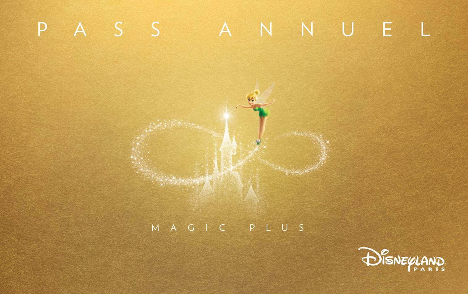 Passeport annuel Disney