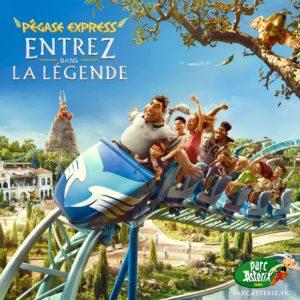 Layana propose des billets pour le Parc Asterix